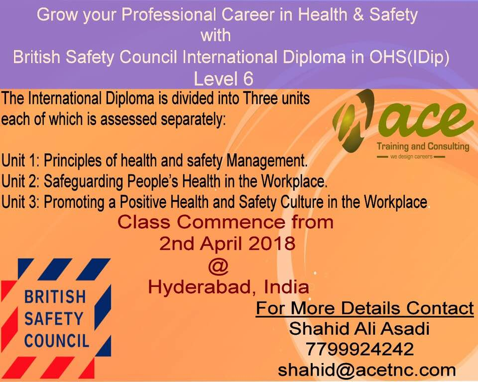 bsc idip Training in Hyderabad - Bsc Idip Course in Hyderabad