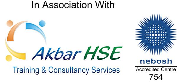 NEBOSH Certified Logo