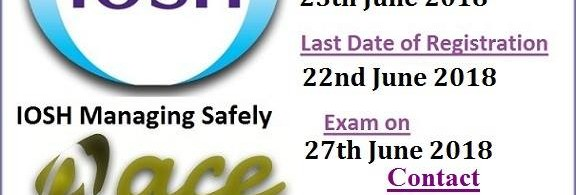 IOSH Managing Safely Training in Hyderabad