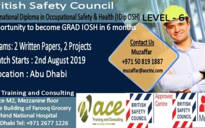 Home - ACE Training and Consulting | Nebosh IGC |HSW | IOSH