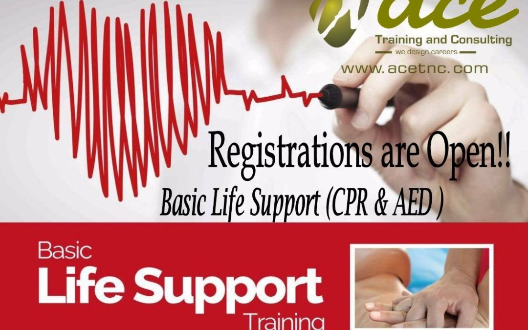 Basic Life Support Training ( CPR & AED )